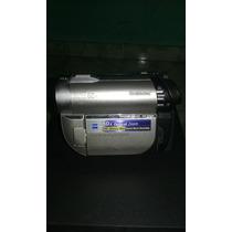 Filmadora Sony Handycam Dcr-dvd 650 Zoom Óptico: 60x