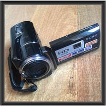 Sony Handycam Hdr-pj50, Uma Câmera De Vídeo Com Projetor