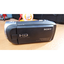 Filmadora Sony Hdr-cx 240 Full Hd: Perfeita Para Vlogs