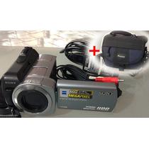 Câmera Filmadora Sony Handycam Dcr Sr85 60 Gb - Sem Detalhes