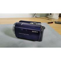 Camera Sony Dcr Sr68 Handycam Em Perfeito Estado