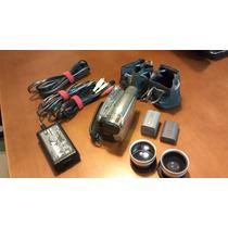 Camera Mini-dv Sony Dcr-hc26 Em Perfeito Estado. Pouco Usada