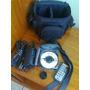Filmadora Sony Handycam Dcr-dvd101,filma E Tira Fotos!