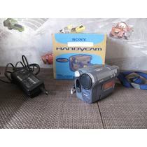 Filmadora Câmera Sony Trv-128