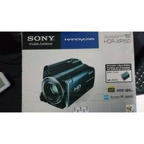 Camara Sony Hdr-xr 150