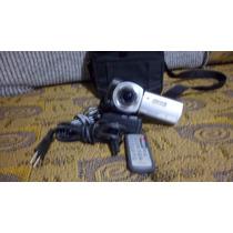 Filmadora Sony Dcr-sr85 Hdd 60 Gb