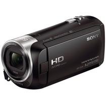 Filmadora Sony Hdr-cx440 Full Hd - Zoom 30x + Cartão 32gb
