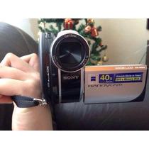 Filmadora Sony Handycam Dcr-dvd 610