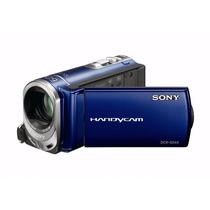 Filmadora Sony Dcr Sx44 Full Hd Zoom 60x +cartão 32gb+bolsa