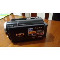 Filmadora Sony Hdr Xr160 Full, Semi-nova