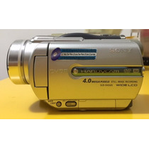 Filmadora Sony Handycam Dcr Dvd 505 Mini Dvd