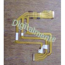 Sony Dcr-sx40 Flexivel, Flat, Cable, Flet P/ Lcd Filmadora