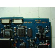 Filmadora Sony Dcr-trv19 - Placa Principal - Vc311