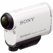 Câmera Sony Hdr As200 Fullhd Completa + Sdxc64gb Cortesia