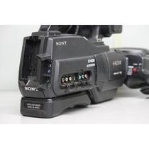 Filmadora Sony Hd1000 1080i Com Pane Geral