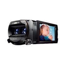 Sony Hdr-td10 Filmadora 3d Realista Full-hd E Áudio 5.1
