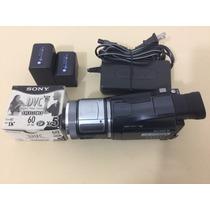 Fimadora Sony Hdr-hc1 - Usada - Frete Grátis