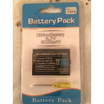 Kit De Bateria Para Nintendo 3ds 2000 Mah + Chave Cod. 32