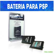 Bateria Para Sony Psp Serie 3000, 3001, 3010 E 2000 Mah