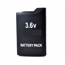 Bateria Recarregavel Sony Psp 1000 2000 3000 3.6v 2400mah