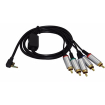 Cabo Video Componente Para Psp 2000 E 300