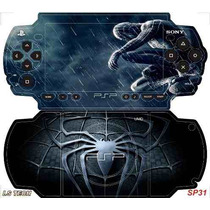 Homem Aranha Skin P/ Sony Psp Slim / I.s Tech *frete Gratis*