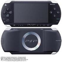 Sony Psp 2001 Slim + Estojo+ 4gb + Jogo Original - Usado