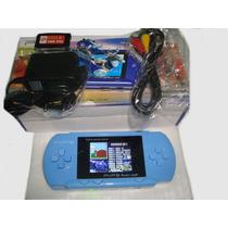Game Portátil Pvp 3 Pocket Ligth 16bits Novo Modo 2 Baterias