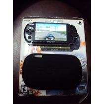 Playstation Portátil - Psp - Slim 3001 - Edição Especial Nfl