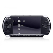 Playstation Portátil Psp 3001 Slim + Memória 2gb + Case