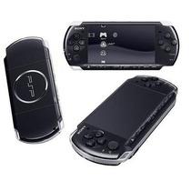 Psp Slim 3001 Bivolt Desbloqueado + Case + Cartão 8gb +jogos