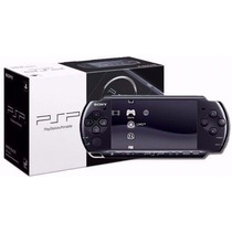 Psp Playstation Portatil 3001 Piano Black