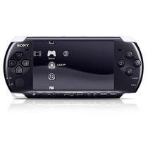Psp Slim 3001 Cartão 8gb Original Sony Black