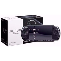 Psp Playstation Portatil 3010/3000/3001 Novo Original Bivolt