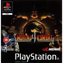 Mortal Kombat 4 Patch (psp E Ps1 E Ps2 E Pc )