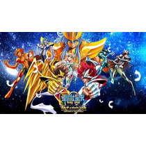 Cav. Do Zodíaco - Saint Seiya Omega Ultimate Cosmo Patch Psp