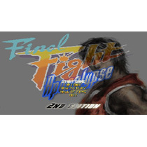 Final Fight Apoc Alypse 2nd Edition - (psp) - V Ia Dow Nload