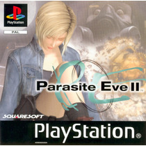Parasite Eve 2 (psp)