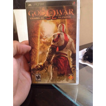 God Of War Chain Of Olympus Psp