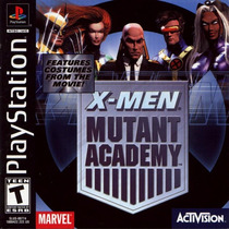 X Men Mutant Academ Patch - Psp E Ps1- Ps 2 E Pc