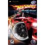 Jogo Psp - Hotwheels Ultimate Racing - Usado