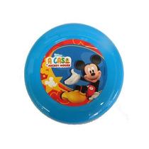 Frisbee Mickey. P/ Lembrancinha De Aniversário E Brinde