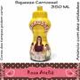 Garrafa Squeeze Carrossel 350 Ml (10 Unid) Rosa Ateliê