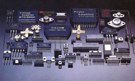 Stk080 - Amplificador De Áudio
