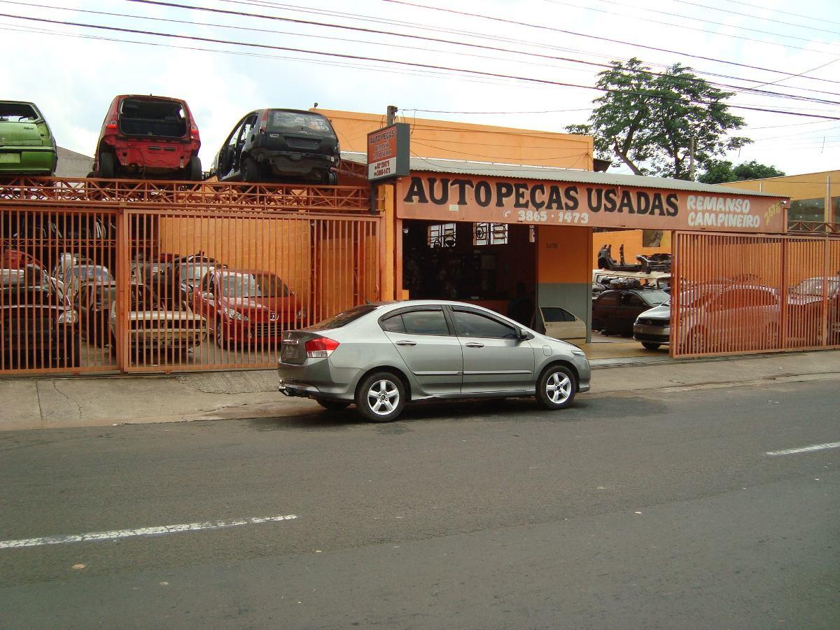 Sucata De Honda City Pe As City Motor 1 5 Cambio Lata