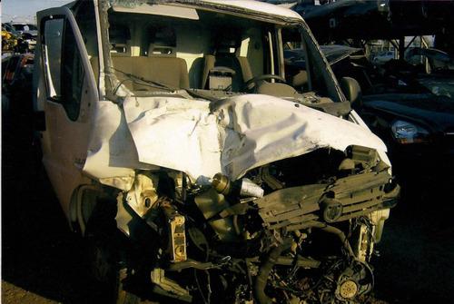 Sucata Fiat Ducato Cargo 2.8 Ano 2006 Para Retirada De Peças