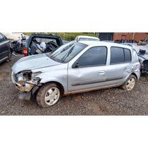Renault Clio 2006 1.016v Flex Sucata Rs Peças