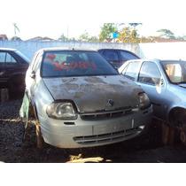 Sucata Renault Clio Rl 00 01 02 03 - Somente Peças