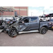 Toyota Hilux 4x4 13/14 Diesel Sucata -motor/caixa/lataria