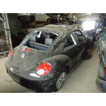 Sucata New Beetle 2008 2.0 Tiptronic Para Retirada De Peças